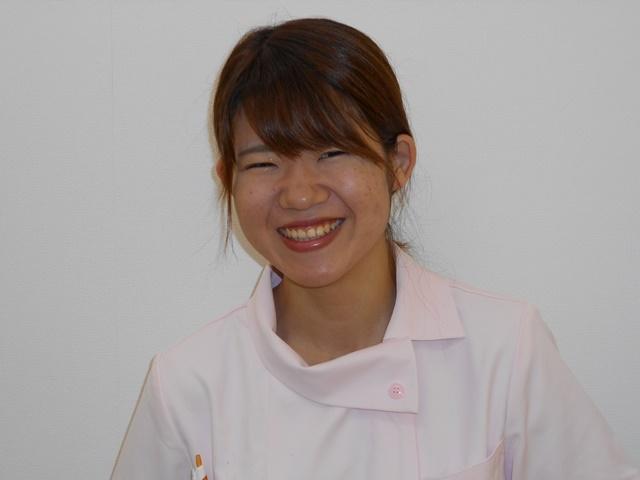 動物看護師兼トリマー富岡美咲